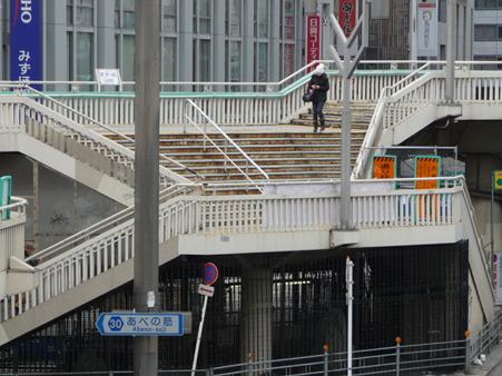 091227-阿倍野歩道橋 (6)
