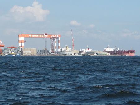 101008-よこすか軍港めぐり (40)