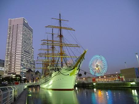 101105-帆船日本丸 (5)
