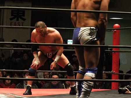 DDTプロレス 後楽園ホール 20110327 (5)