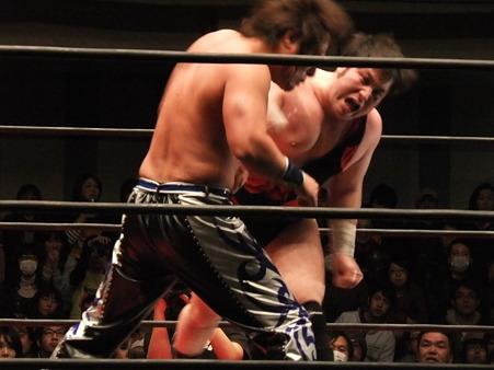 DDTプロレス 後楽園ホール 20110327 (17)