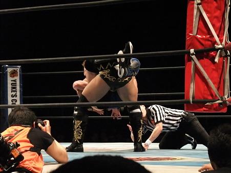 新日本プロレス BEST OF THE SUPER Jr.XVIII 〜Bring it on!〜 ディファ有明 20110528 (3)