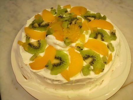 ケーキも♪