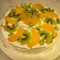 写真: ケーキも♪