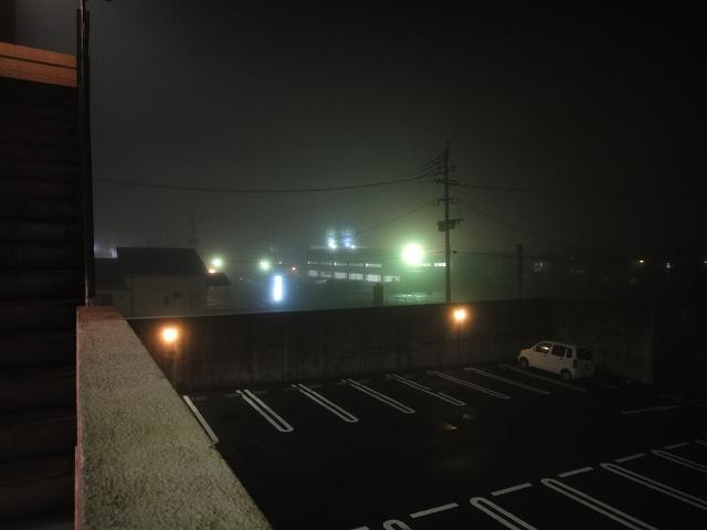 スンゲー霧だ