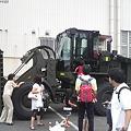 Photos: 横田祭り 乗り物君大集合!