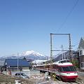 Photos: 1000系と高井富士