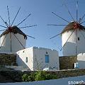Photos: ミコノスの風車1