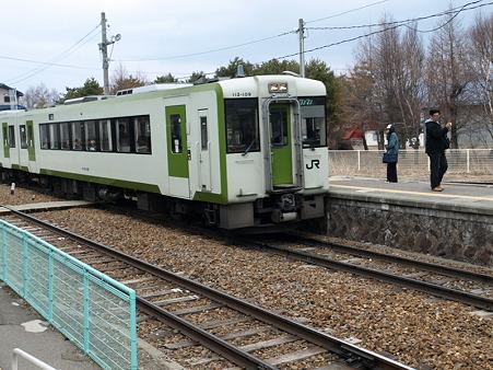 キハ110系(野辺山駅)2