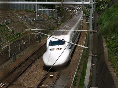 700系(新横浜→小田原間)6