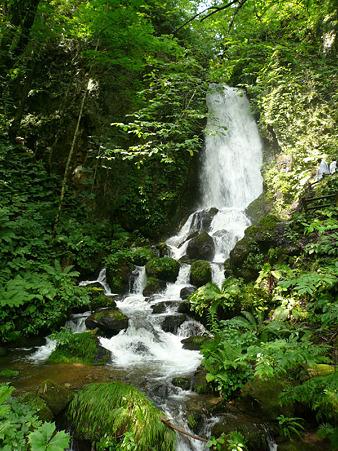 岩手 不動の滝 8
