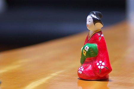 2010.10.09 雨遊び 相良人形