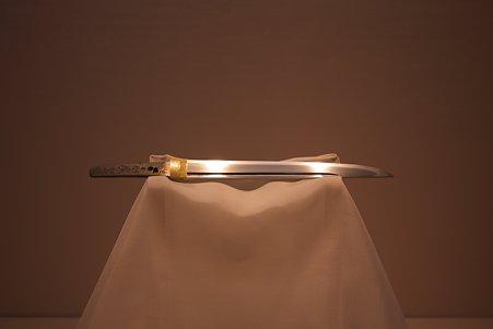 2010.11.15 東京国立博物館 短刀 相州国広 鎌倉時代