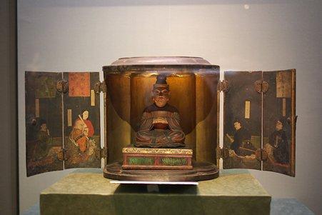 2010.11.15 東京国立博物館 彫刻 聖徳太子坐像 江戸時代