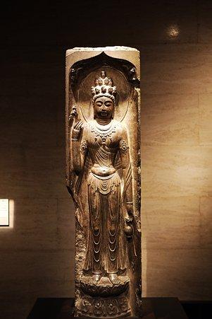 2010.11.15 東京国立博物館 仏像の道-インドから日本へ 十一面観音龕 西安宝慶寺