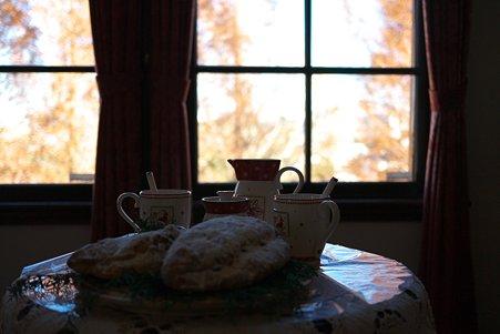 2010.12.08 山手 外交官の家 世界のクリスマス2010 ドイツ お茶