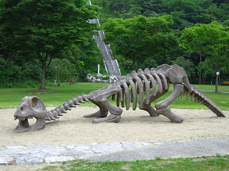 恐竜 イタノザウルス