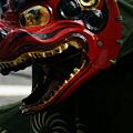 Photos: 獅子舞が盛り上げる!(111016)