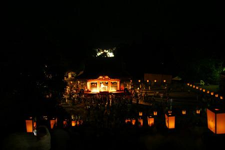 ぼんぼり祭り2!(20100808)