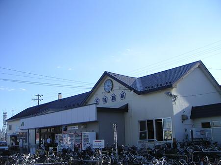 002五稜郭駅20040821
