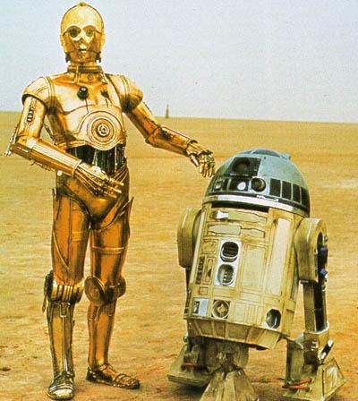 C3PO・R2D2
