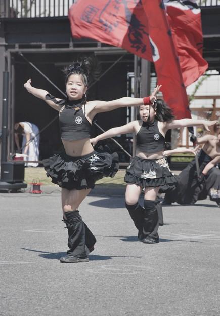 雷舞・G小虎・懸命に踊る-1-079