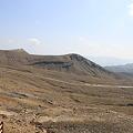 写真: 100512-94九州地方ロングツーリング・噴火口展望台からの180度2