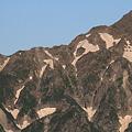 写真: 100722-21穂高連峰と槍ヶ岳(9/30)