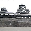 100518-93九州ロングツーリング・熊本城・大天守と小天守