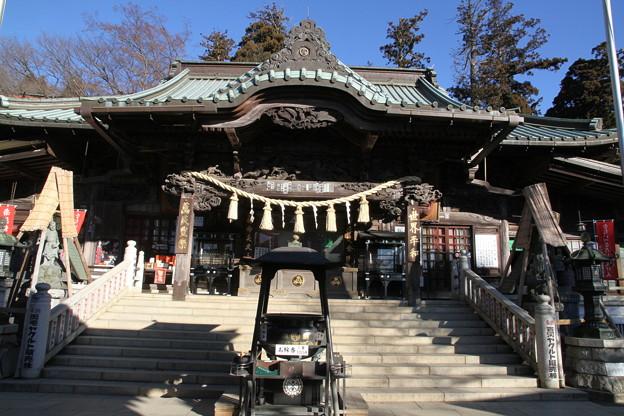 Photos: 110131-97高尾山・薬王院・本堂