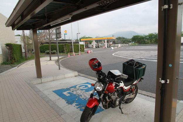 Photos: 110508-1恵那峡SAでの愛車