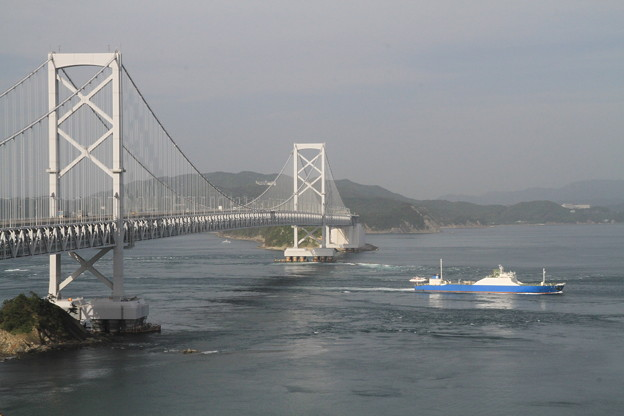 Photos: 110513-70四国中国地方ロングツーリング・大鳴門橋