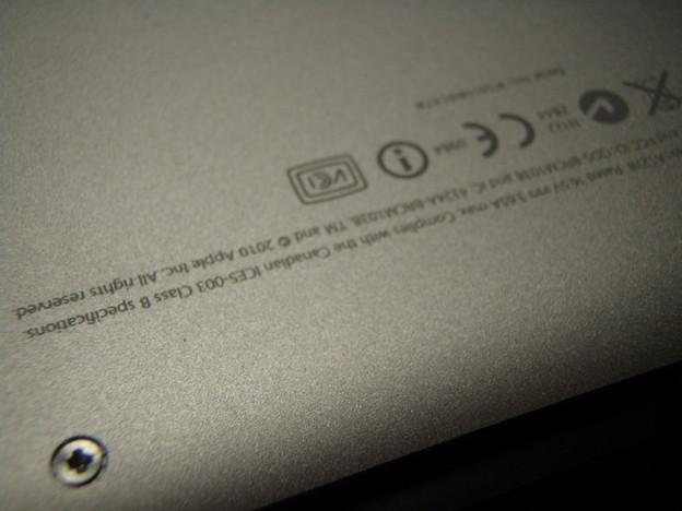 MacBook Pro - ネジ_P5160018
