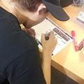 写真: HMV仙台ロフトにも伺いました。ここでも温かく迎えてもらいました。 #10...