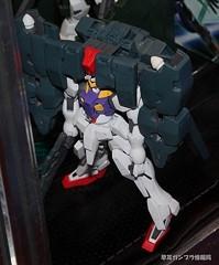 東京おもちゃショー2010 HG ダブルオークアンタ02