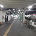 会津若松駅 - 夜 - 4