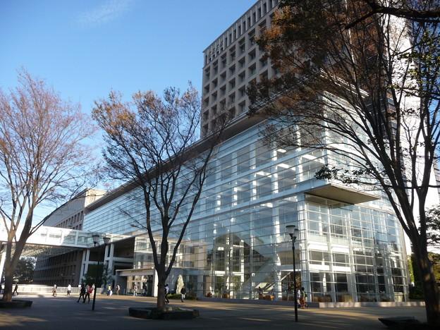 日本大学生物資源棟2