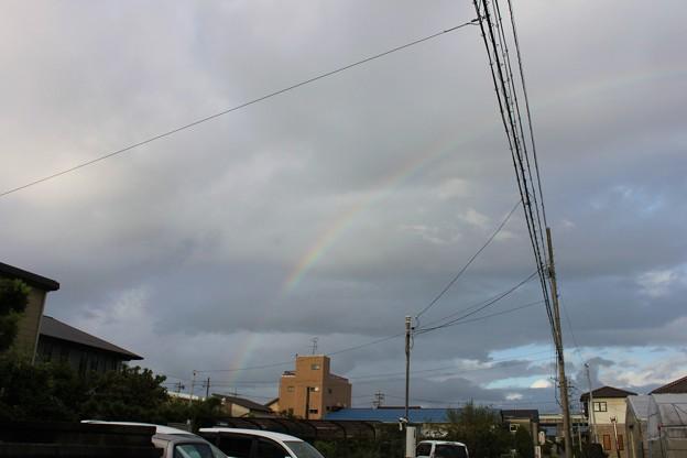Photos: 朝の虹
