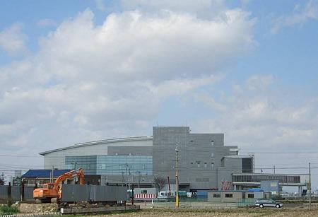 県営名古屋空港 旧国際線ビル-180317-1