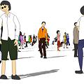 sketchup people09