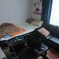 写真: 部屋