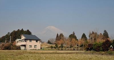 ブラッシュアップ前からの富士山1