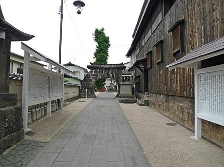 山鹿温泉~金剛乗寺の石門