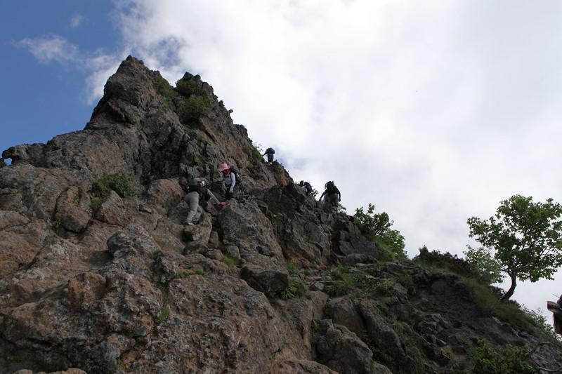 IMG_3593八ヶ岳(赤岳・横岳・硫黄岳)