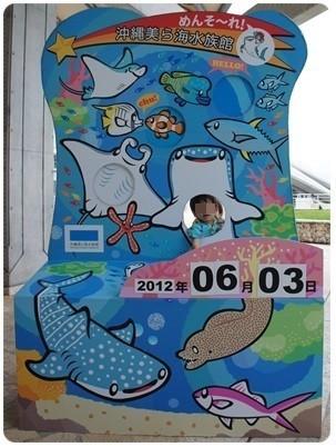 20120603 美ら海水族館