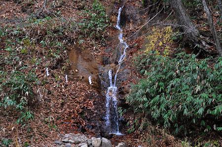 パワースポット滝