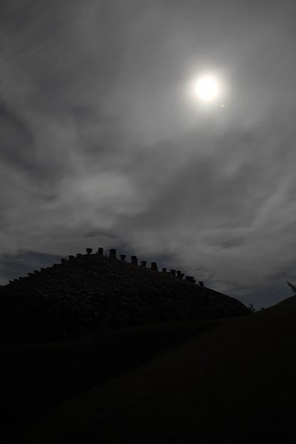古代ロマン`11(森将軍塚古墳、月夜編)-1