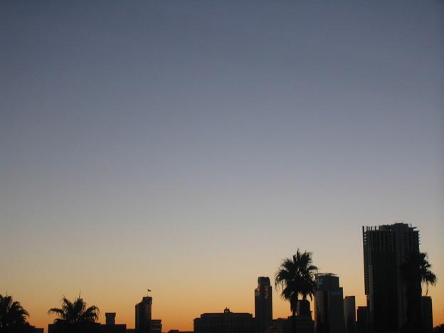 Sunrise 2010-11-2 0600