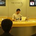 写真: AppleStoreにゃう(・∀・)ロゼクンとシオサンの頭(*´艸`)♪